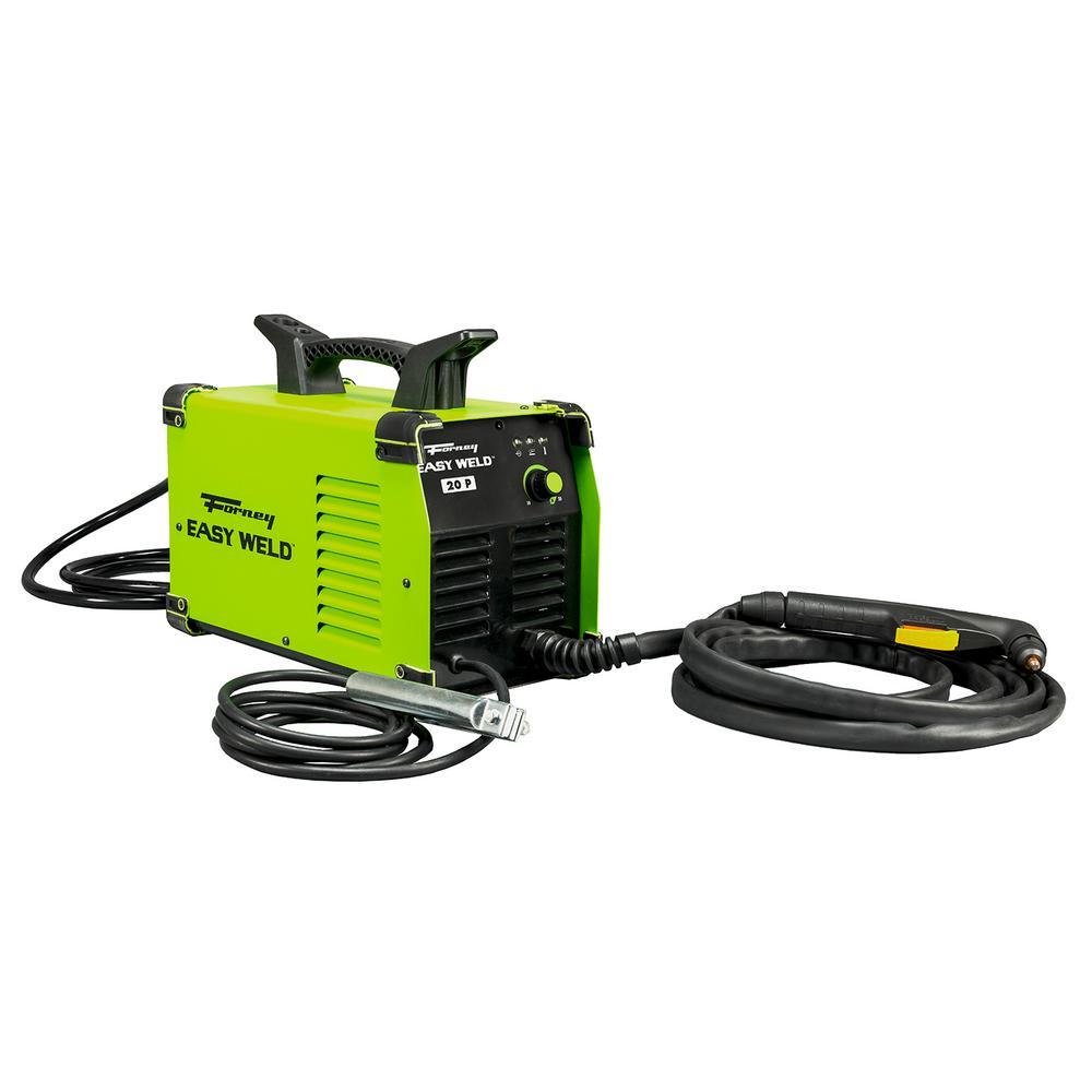 120-Volt 20 Amp Plasma Cutter