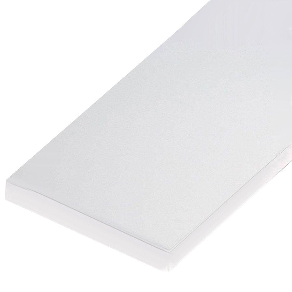 5/8 in. x 12 in. x 2 ft. Shelving Melamine Board