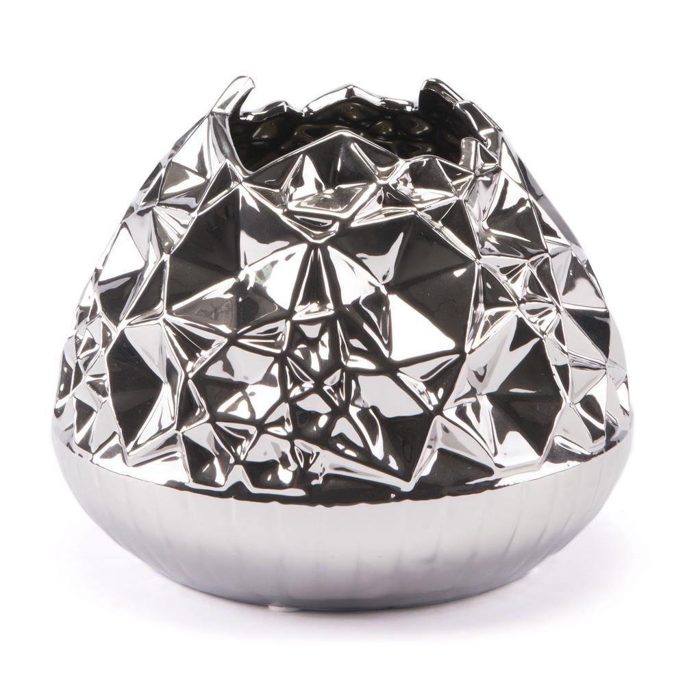 Silver Line Decorative Medium Vase