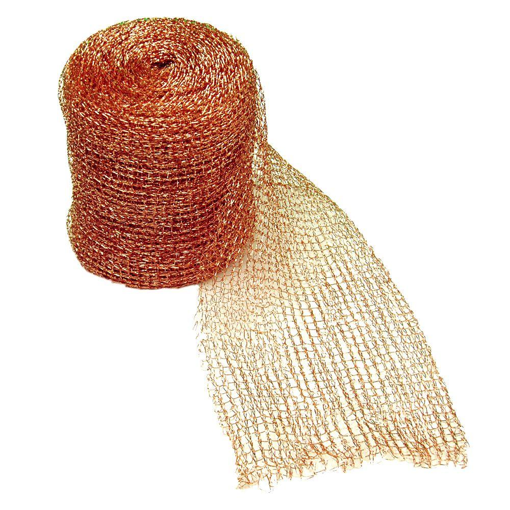 Bird B Gone Copper Mesh 20 ft. Roll for Rodent and Bird Control-CMS ...