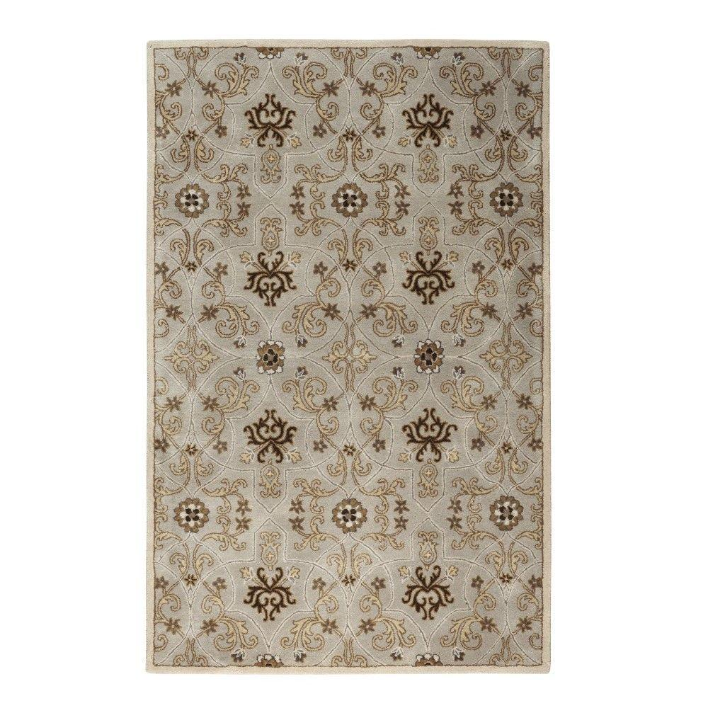 home decorators rugs home decorators collection grimsby grey 8 ft x 11 ft