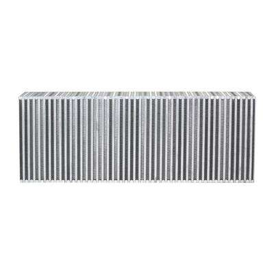 Vertical Flow Intercooler 30in. W x 10in. H x 3.5in. Thick
