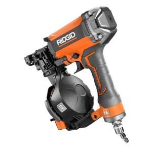 Ridgid 15 Degree 1 3 4 In Coil Roofing Nailer R175rnf