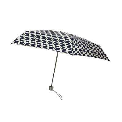 40 in. Arc Ultra Mini Manual Umbrella in Chain