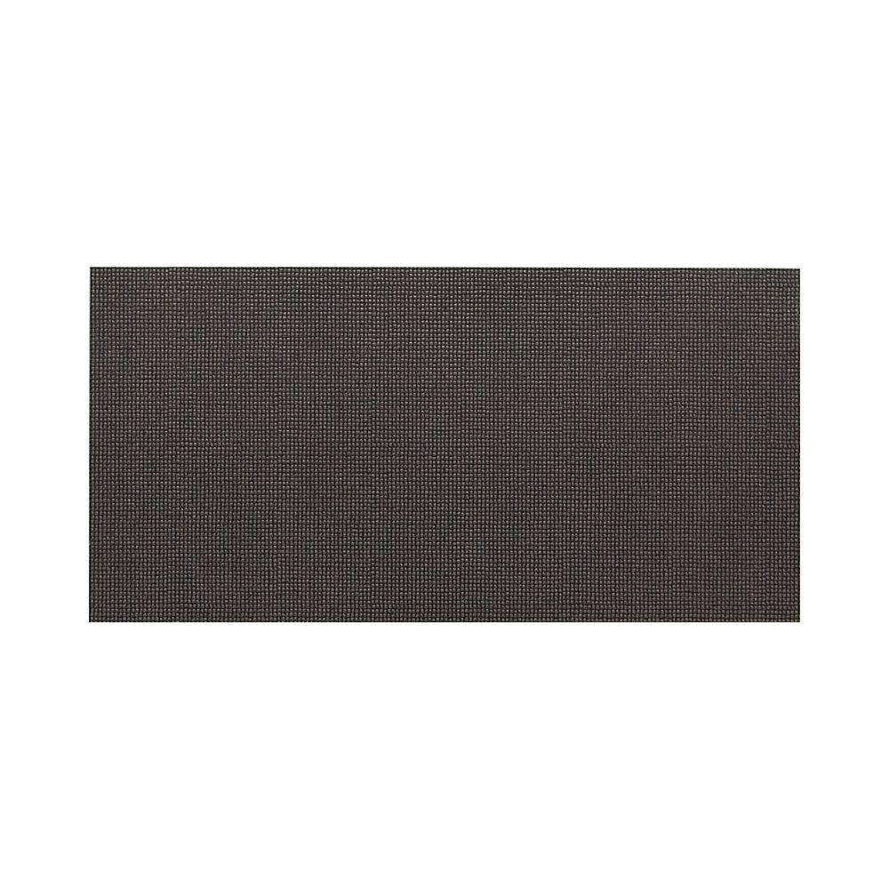 Daltile Vibe Techno Brown 12 in. x 24 in. Porcelain Unpolished Floor and Wall Tile (11.62 sq. ft. / case)-DISCONTINUED