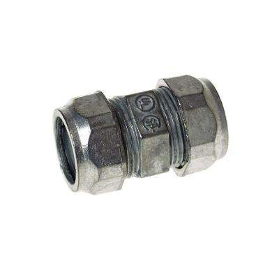EMT 2-1/2 in. Compression Coupling (12-Pack)
