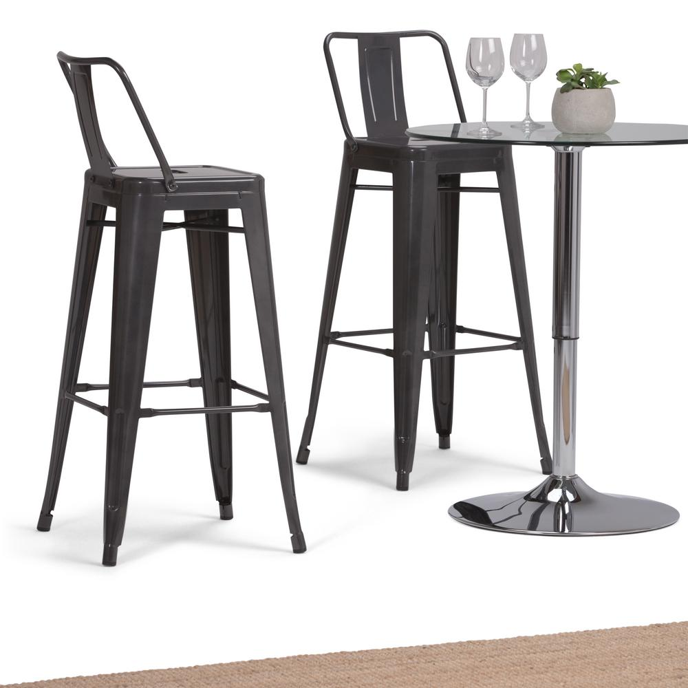chairs seat stool dining with upholstered and room stools metal bar