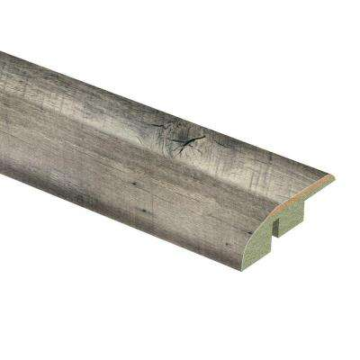 Cross Sawn Oak Grey 5/8 in. Thick x 1-3/4 in. Wide x 72 in. Length Laminate Multi-Purpose Reducer Molding