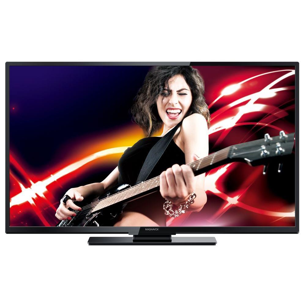 Magnavox 55 in. Class LED 1080p 120 Hz HDTV