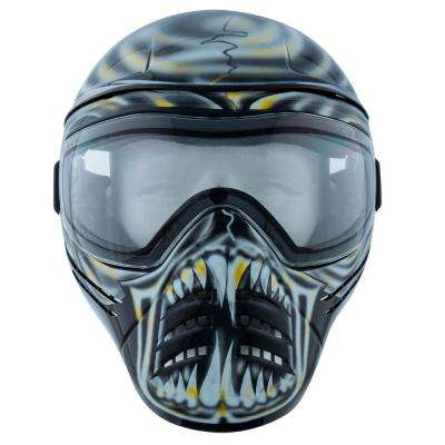 Tactical Mask Dope Series Warlord with Clear Thermal Lens