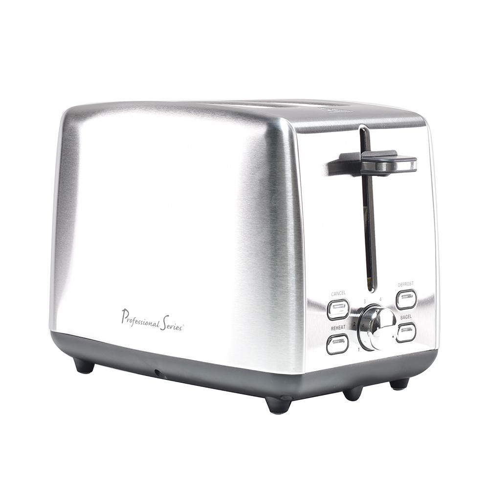 Professional Series 2-Slice Stainless Steel Toaster