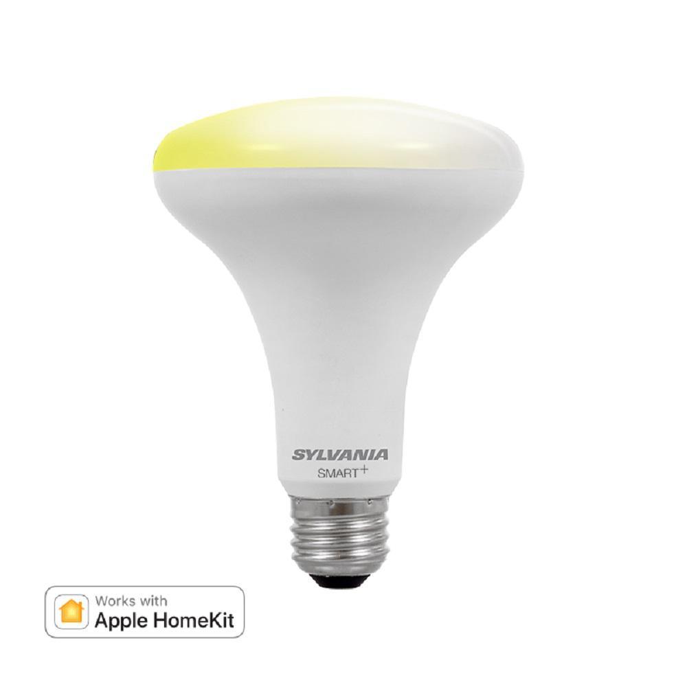 65 Watt Equivalent BR30 Dimmable Flood and Spot LED Light Bulb (1-Bulb)