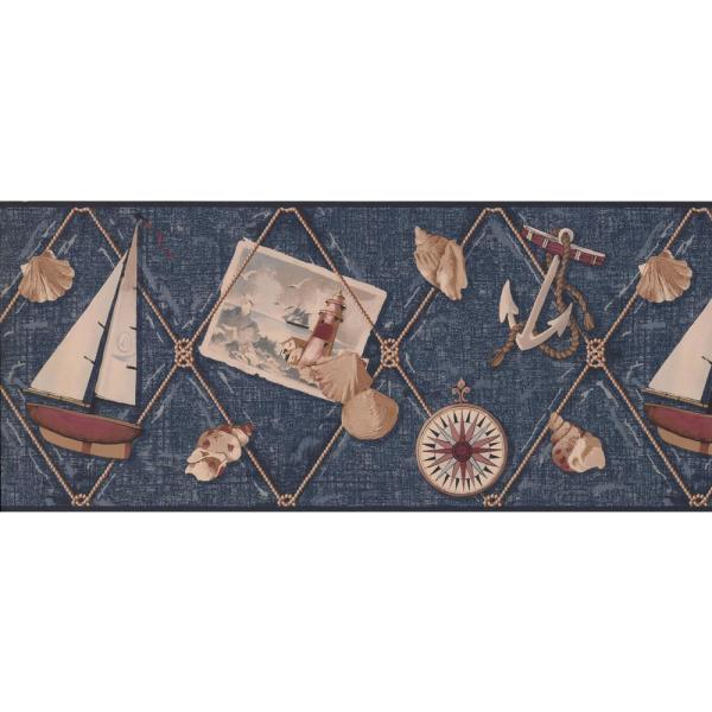 nautical christmas wallpaper