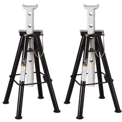 10-Ton High Lift Jack Stands
