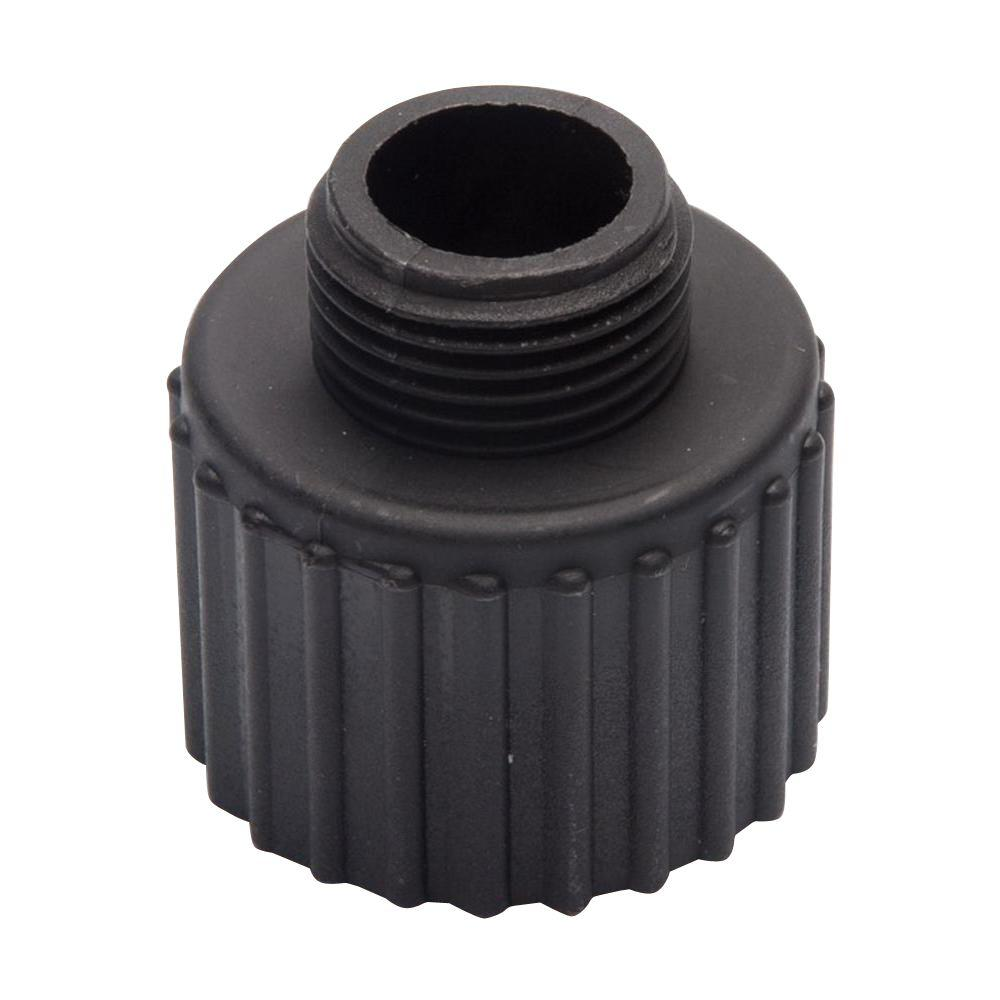1-1/4 in. Polypropylene FIP Garden Hose Adapter