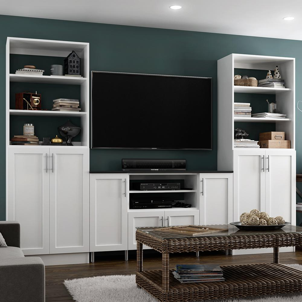 TV Stands Living Room Furniture The Home Depot - Living room stands