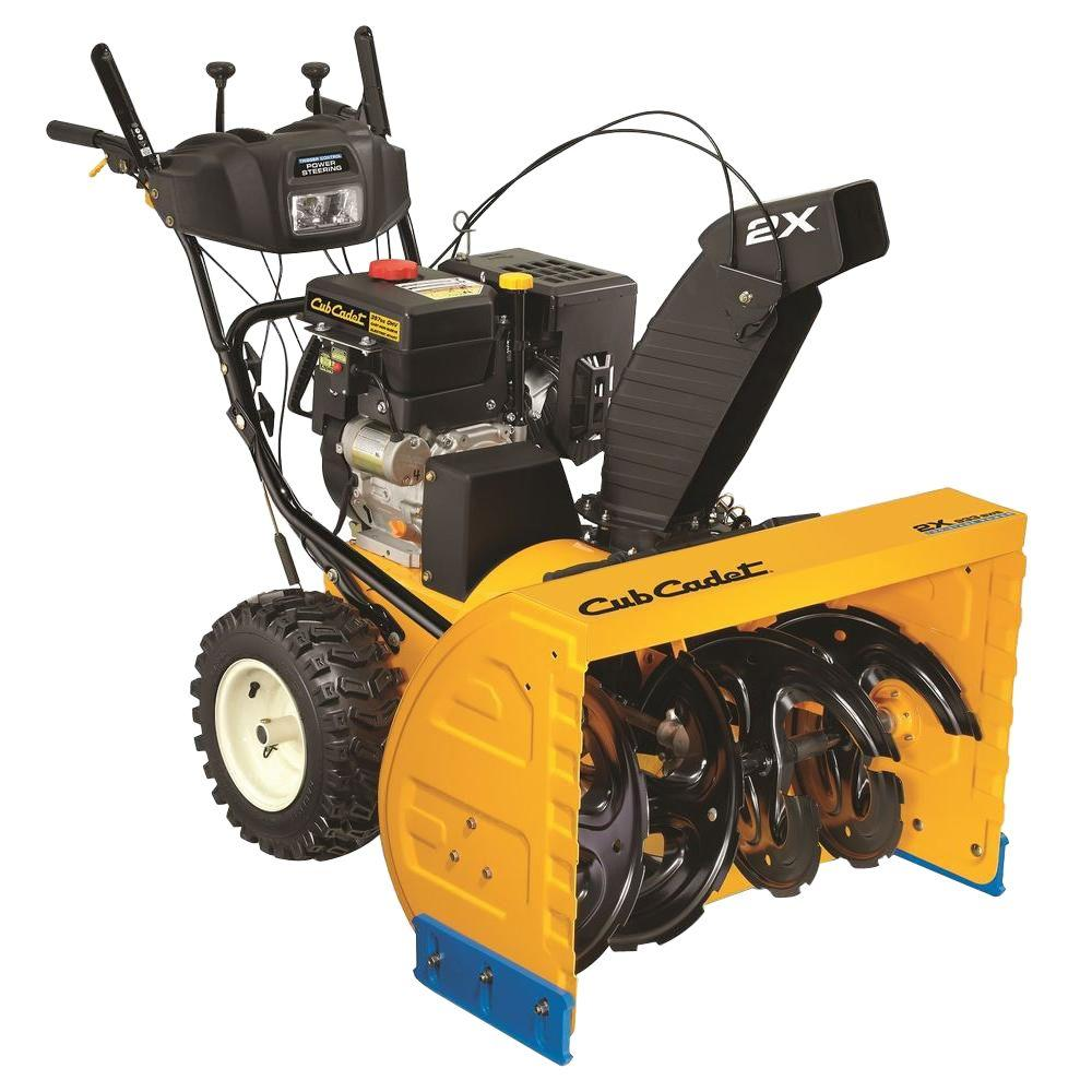 Cub Cadet 2X 933 SWE 33 in. 357 cc 2-Stage Electric Start Gas Snow Blower with Power Steering