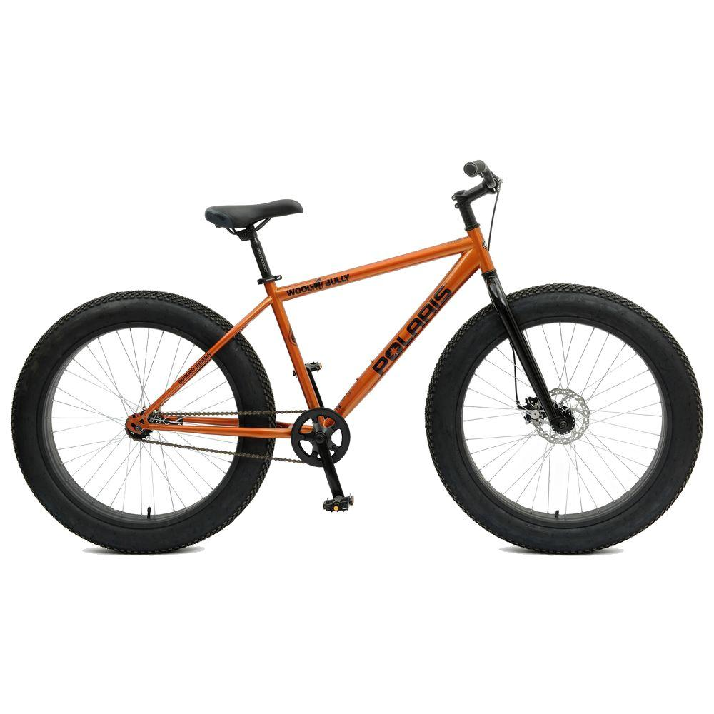 Wooly Bully Fat Tire Bicycle, 26 x 4 in. Wheels, 18.5