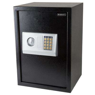 1.85 cu. ft. Electronic Extra Large Safe, Black