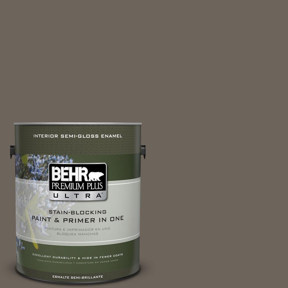 BEHR Premium Plus Ultra 1 Gal. #N360 6 Patio Stone Semi
