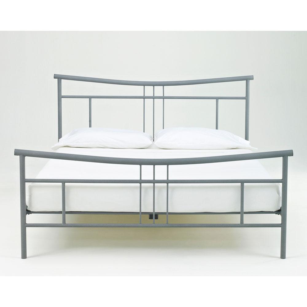 Chelsea Metal Twin Platform Bed