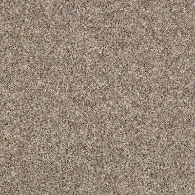 Carpet Sample - Tradeshow II - Color Sands Of Time Texture 8 in. x 8 in.