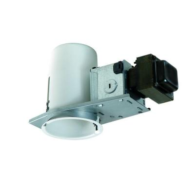 H36 3 in. Steel Recessed Lighting Housing for Remodel Ceiling, Low-Voltage, No Insulation Contact, Air-Tite
