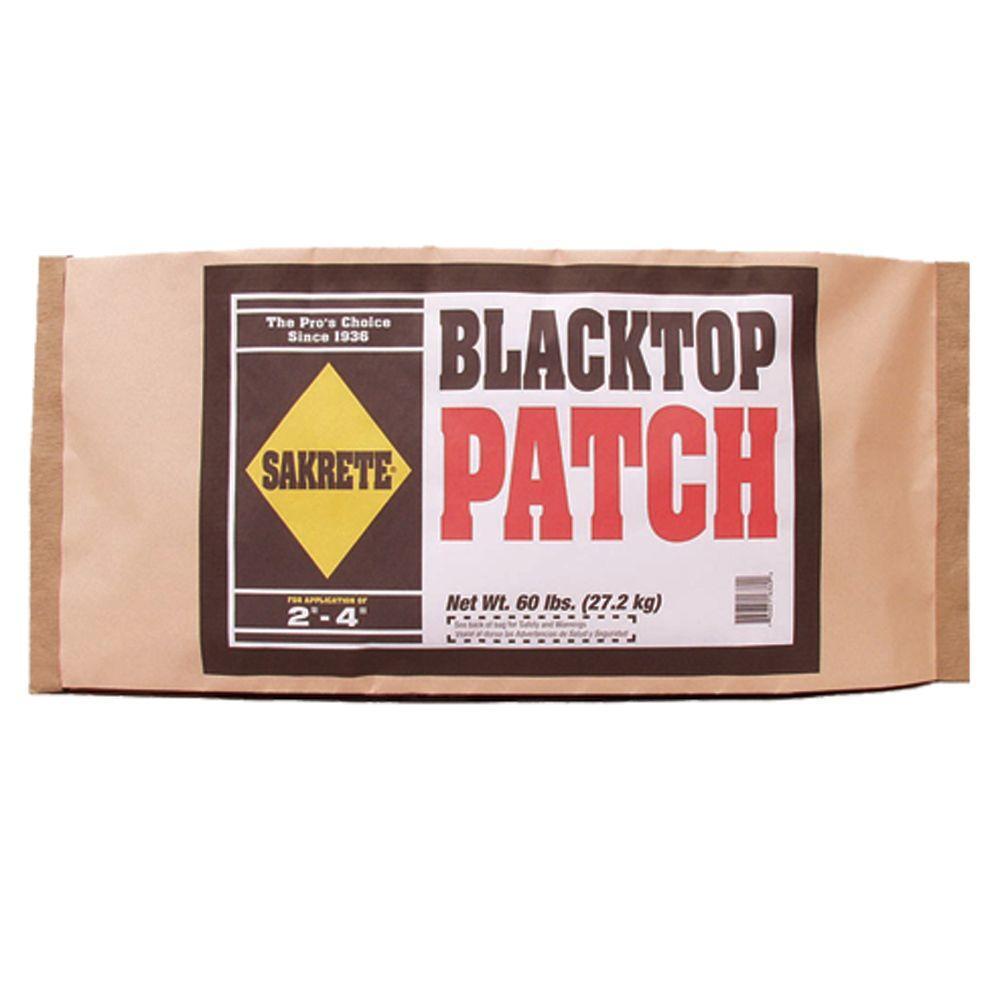 SAKRETE 60 lbs. Blacktop Patch