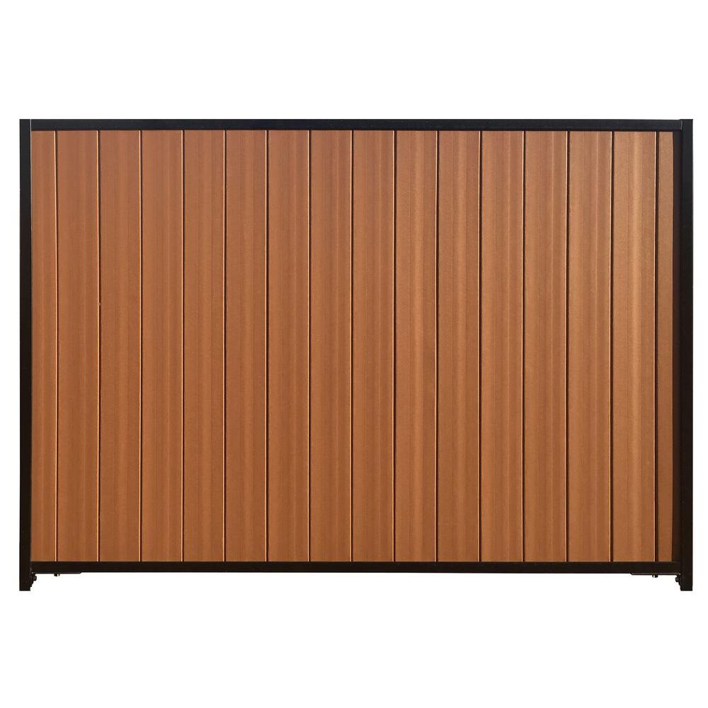 Wood Composite Panel : Wood foot fence sections home depot insured by ross