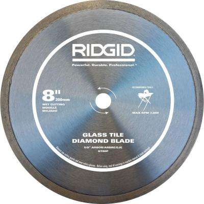 8 in. Glass Tile Blade