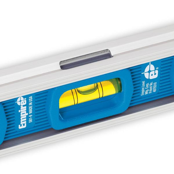 Blue//Green//Yellow//Red 9 Inch Aluminum-Sided Torpedo Level 4-Pack Level Spirit Bubble level