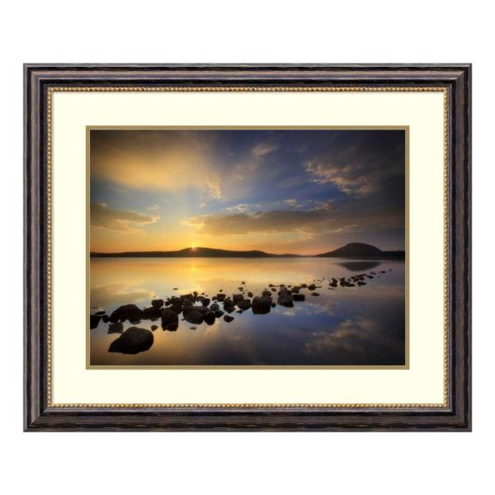 Amanti Art ''Glass'' by Patrick Zephyr Framed Wall Art DSW4363142