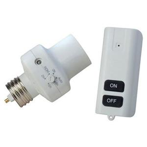 Southwire 2-5-8 Hour Photocell Control Light Socket Timer with Wireless Remote... by Southwire