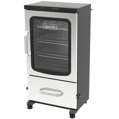 2-Door 40 in. Digital Electric Smoker