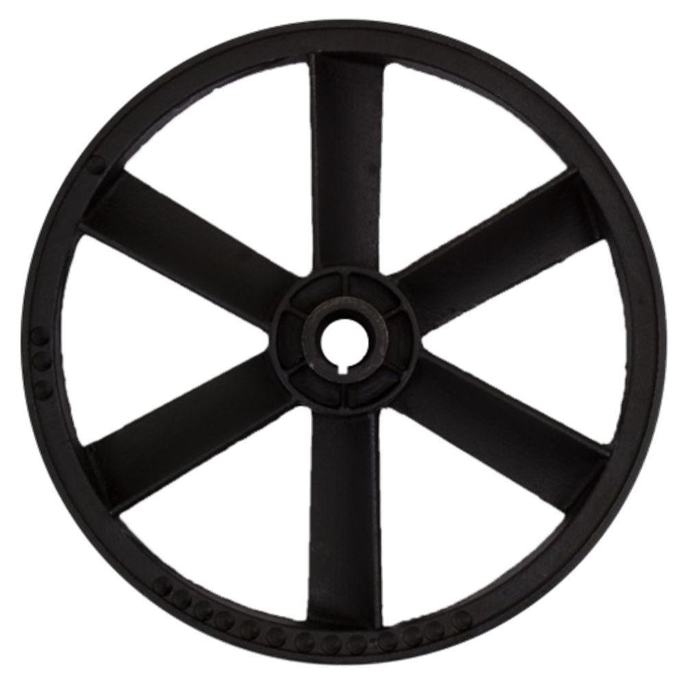 Replacement belt for husky air compressor e105989 the home depot flywheel for husky air compressor sciox Choice Image