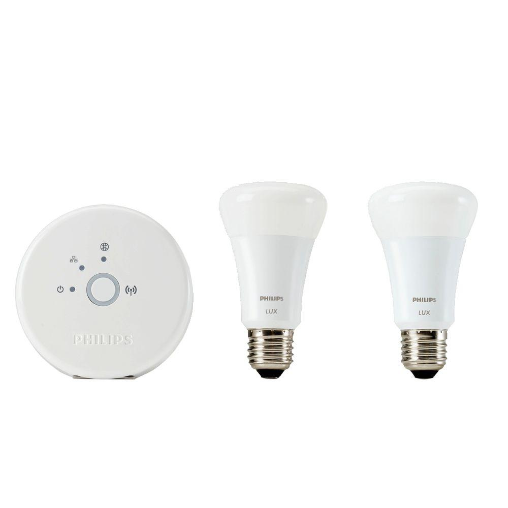 Philips Hue, a LED Bulb Connected to The Internet