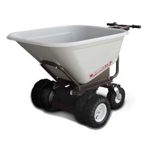 SNAP-LOC 10 cu. ft. Capacity 4-Wheel All-Terrain Power Cart by SNAP-LOC