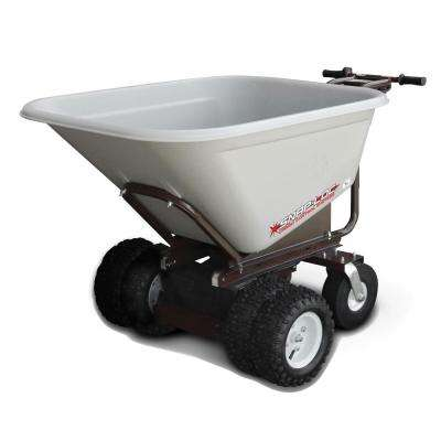 10 cu. ft. Capacity 4-Wheel All-Terrain Power Cart