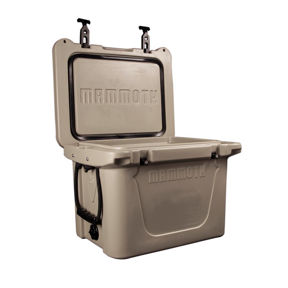 Ranger Series 25 Qt. Chest Cooler in Tan