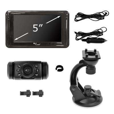 Digital Wireless Backup Camera with 5 in. Display