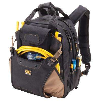 44-Pocket Deluxe Tool Holster Backpack