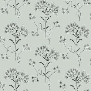 Magnolia Home By Joanna Gaines 56 Sq Ft Wildflower Wallpaper Me1517