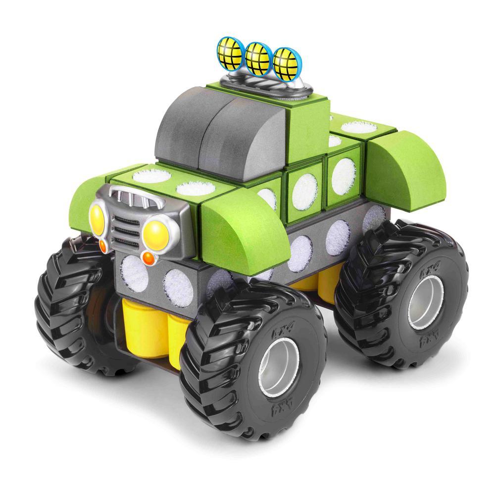 Monster Truck Construction Set