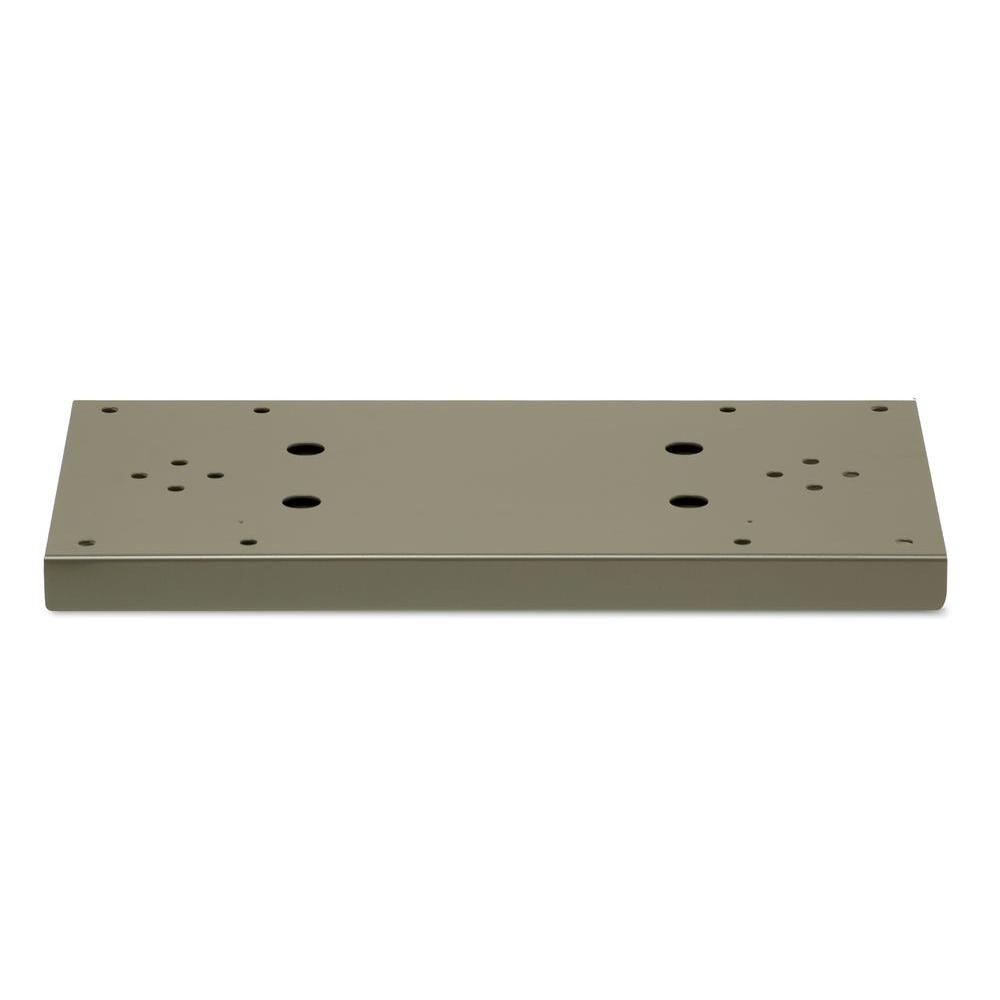 Architectural Mailboxes Duo Spreader Plate in Bronze