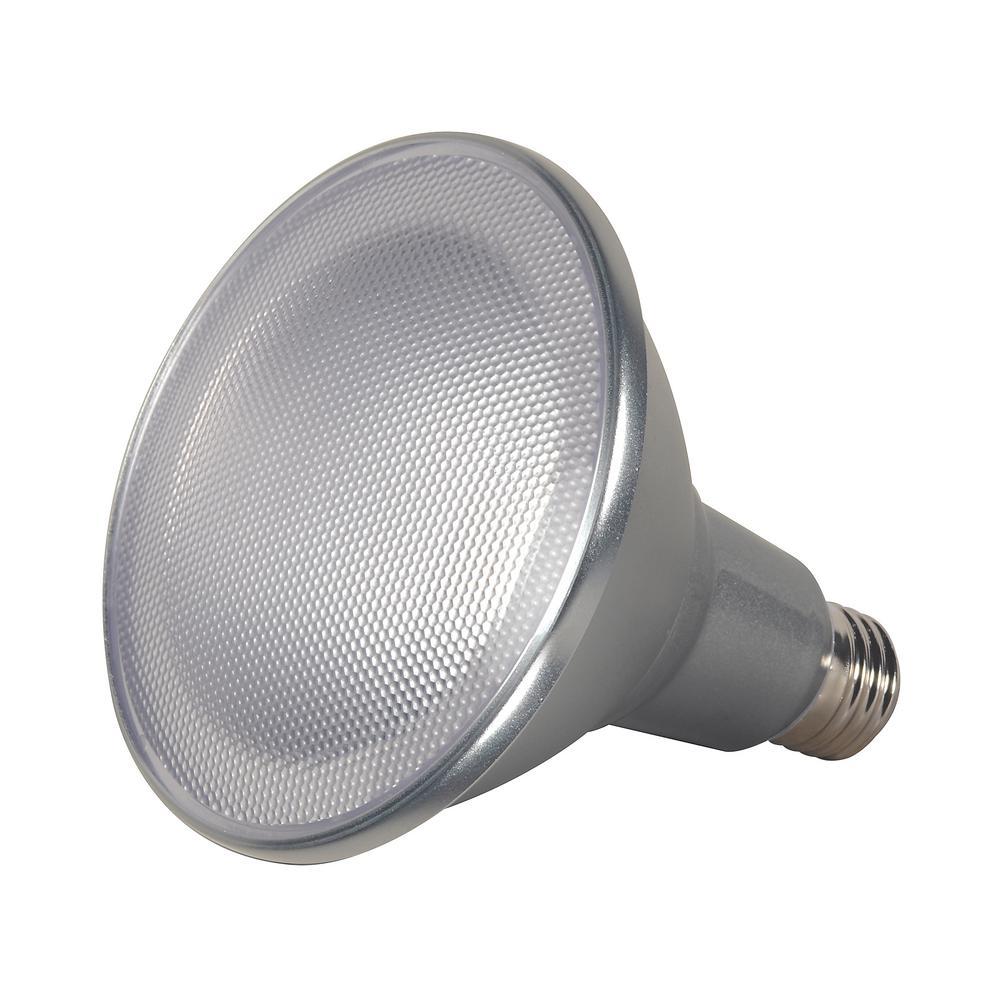 90-Watt Equivalent PAR38 Flood LED Light Bulb Daylight