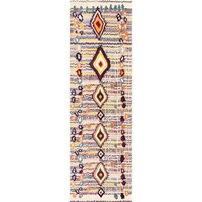 Turley Multi 2 ft. 6 in. x 8 ft. Runner