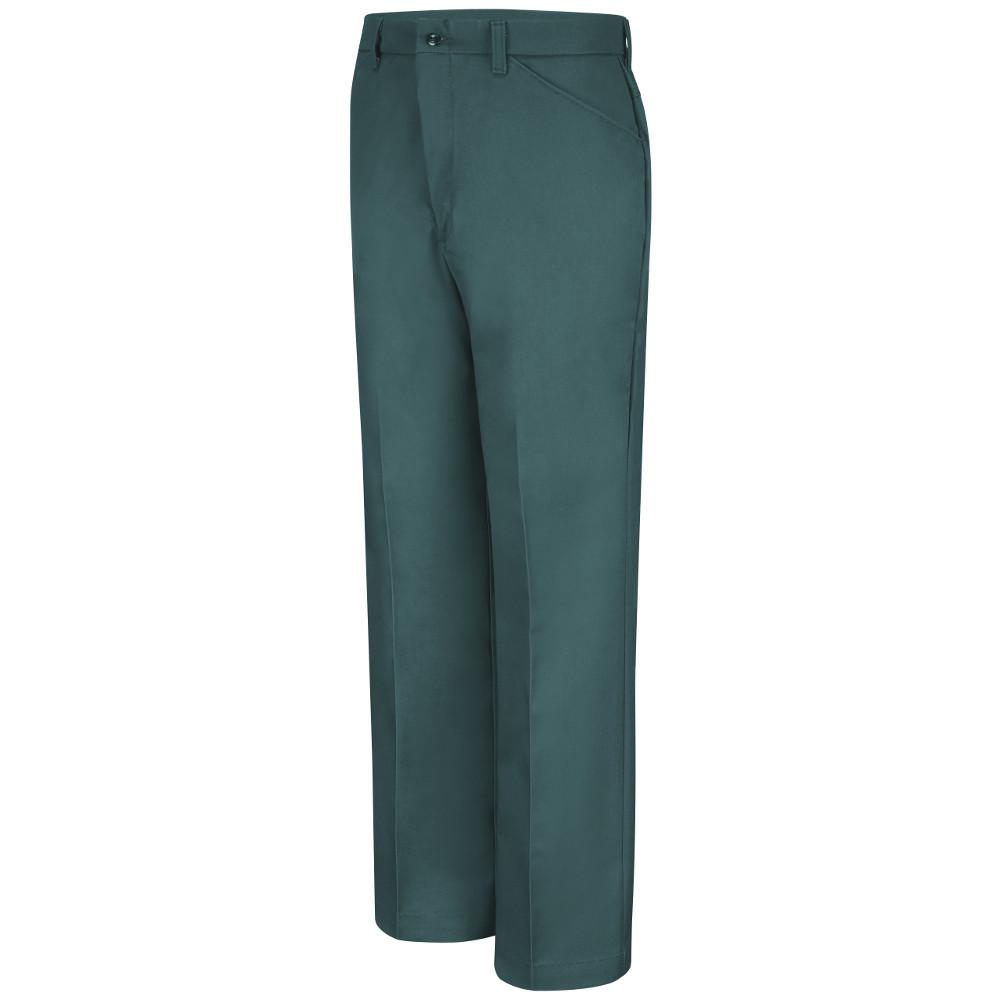 a5488ddb69 Red Kap Men s Size 28 in. x 34 in. Spruce Green Jean-Cut Pant-PT50SG ...