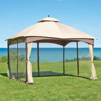Charmant Double Roof Gazebo