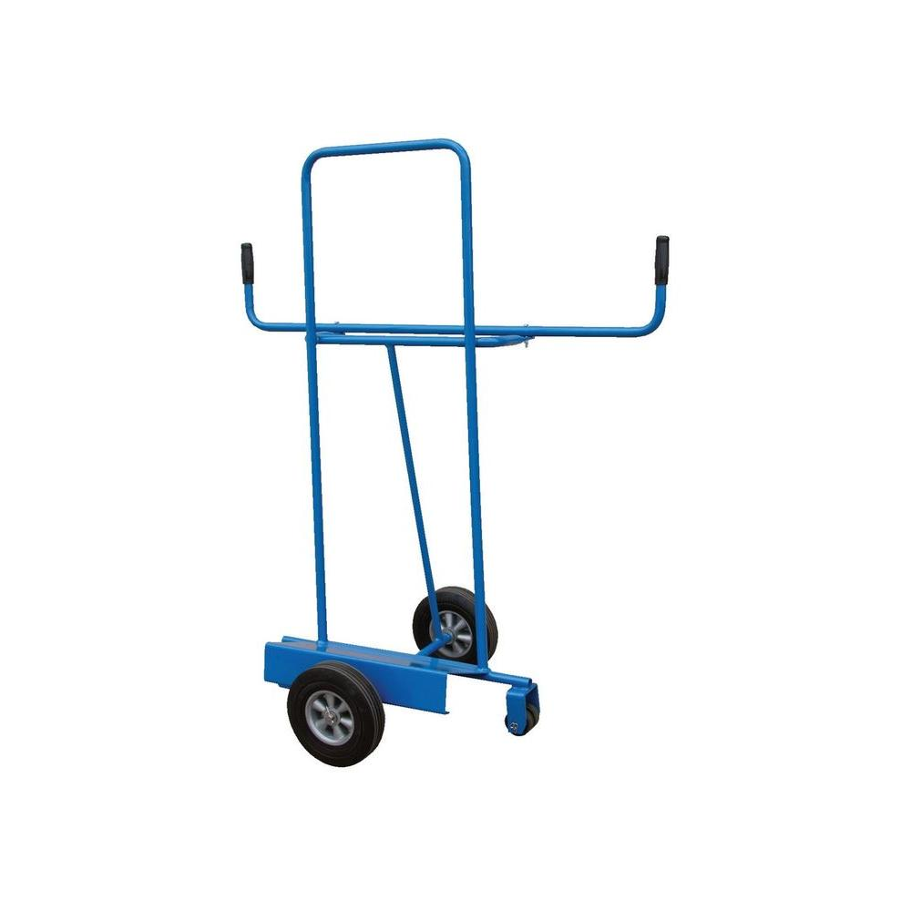 vestil 750 lb capacity easy move panel cart