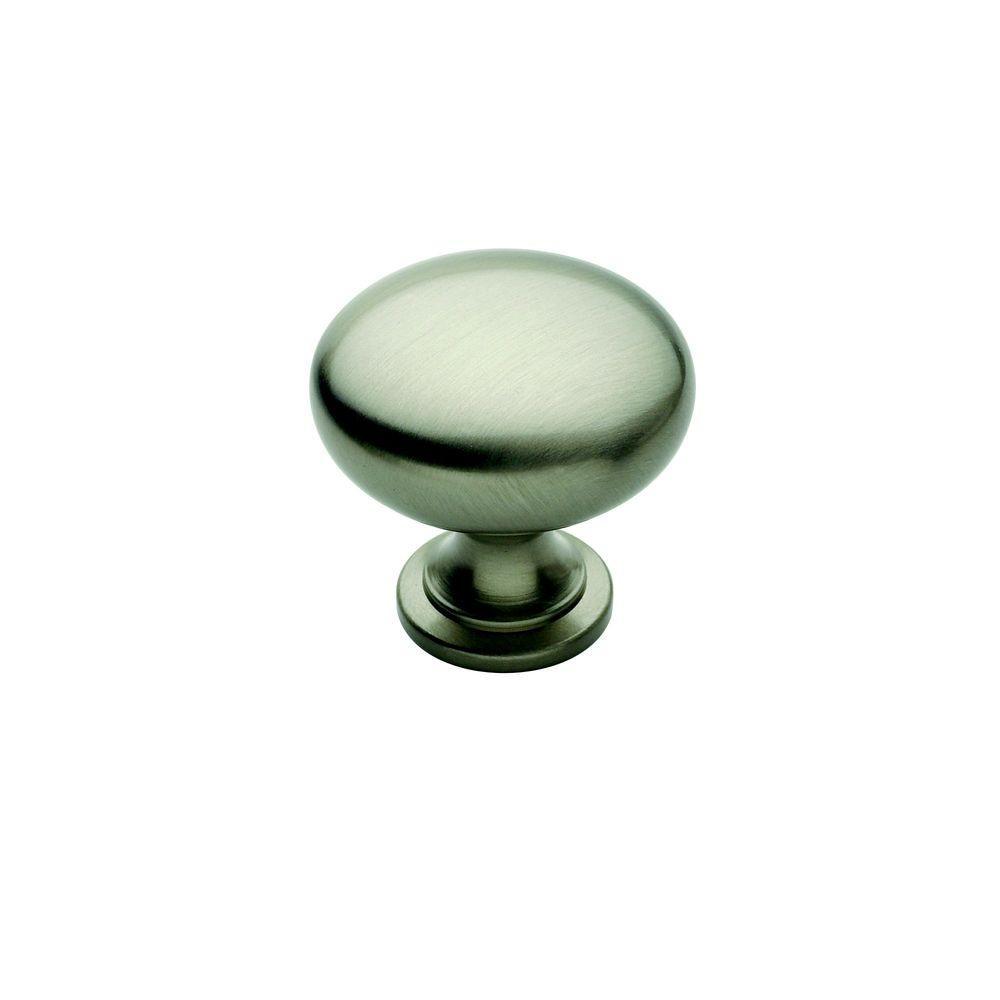 Allison Value 1-3/16 in. (30 mm) Satin Nickel Cabinet Knob